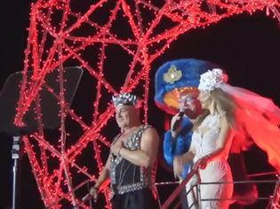 Φωτογραφία για Το πάρτι μεγιστάνα στη Μύκονο που στοίχισε 5 εκατομμύρια! – video