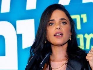 Φωτογραφία για Αγιελέτ Σάκεντ: Το ανερχόμενο αστέρι της ισραηλινής δεξιάς που αμφισβητεί τον Νετανιάχου