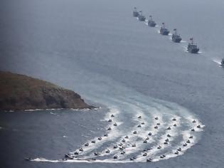 Φωτογραφία για Στο σημείο μηδέν η αναμέτρηση σε Αιγαίο-Α.Μεσόγειο – Απίστευτες απειλές Τουρκίας & νέα NAVTEX για το Καστελόριζο
