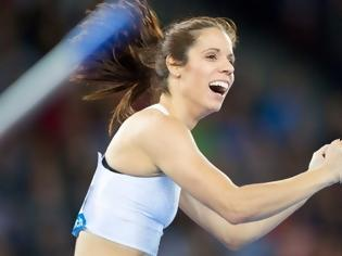 Φωτογραφία για Νικήτρια με 4.75μ. η Στεφανίδη στο Diamond League του Μπέρμιγχαμ