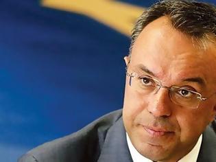 Φωτογραφία για Χρ. Σταϊκούρας στους FT: Προτεραιότητα η φορολογική μεταρρύθμιση