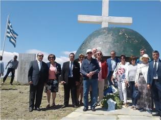 Φωτογραφία για Εκδήλωση τιμής στους Πεσόντες Γρεβενιώτες κατά τον Ελληνοϊταλικό πολέμο 1940-41  στο ύψωμα Αννίστα