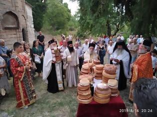 Φωτογραφία για ΙΕΡΑ ΜΗΤΡΟΠΟΛΙΣ ΓΡΕΒΕΝΩΝ: Εορτή της Κοιμήσεως της Θεοτόκου σε χωριά των Γρεβενών (εικόνες)