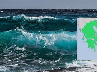 Φωτογραφία για Προειδοποίηση για θυελλώδεις ανέμους στο Αιγαίο