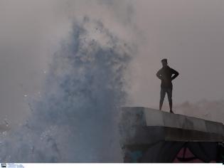 Φωτογραφία για Καιρός: Έκτακτο δελτίο για θυελλώδεις ανέμους από την ΕΜΥ!