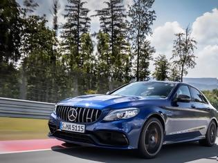 Φωτογραφία για Mercedes-AMG C63