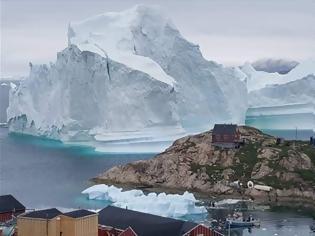 Φωτογραφία για Γιατί ο Τραμπ θέλει να αγοράσει τη Γροιλανδία; - Η Αρκτική, οι πάγοι και οι νέες θαλάσσιες οδοί