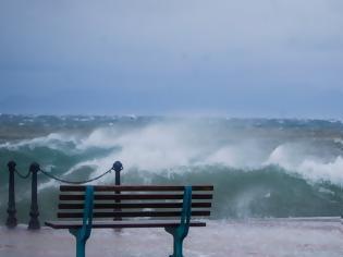 Φωτογραφία για Έκτακτο δελτίο θυελλωδών ανέμων - Θυελλώδεις άνεμοι