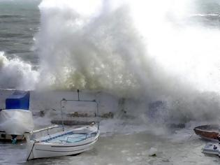 Φωτογραφία για Μποφόρ στο Αιγαίο και σταδιακή άνοδος της θερμοκρασίας