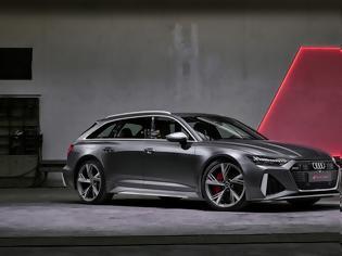 Φωτογραφία για Audi RS 6 Avant
