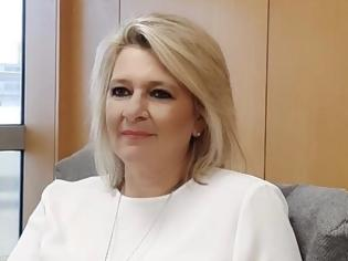 Φωτογραφία για Επισήμως στο γραφείο της στον ΕΟΠΥΥ η Θ.Καρποδίνη! Τι κάνει τις πρώτες ημέρες η νέα Αντιπρόεδρος;