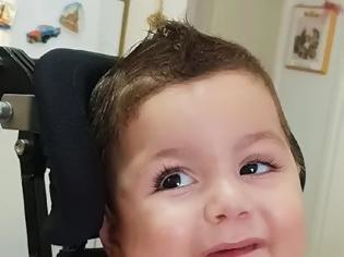 Φωτογραφία για Ολοι στο πλευρό του μικρού Αντώνη – Χαρμόσυνα νέα για τη θεραπεία του