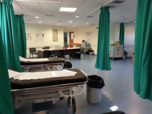 Φωτογραφία για Σε αποσύνθεση τα νοσοκομεία στην επαρχία