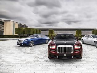 Φωτογραφία για Rolls-Royce Ghost Zenith
