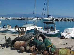Φωτογραφία για Έβγαλαν 58 τόνους σκουπιδιών από τους ελληνικούς βυθούς μέσα σε έξι χρόνια