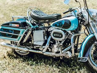 Φωτογραφία για Harley-Davidson  Elvis Presley