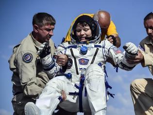 Φωτογραφία για Αστροναύτης «έβαλε χέρι» στον λογαριασμό της συντρόφου της από τον Διεθνή Διαστημικό Σταθμό!