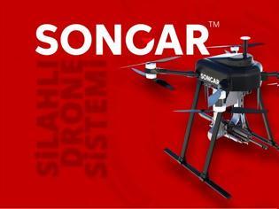 Φωτογραφία για SONGAR ΤΟ ΝΕΟ ΕΠΙΘΕΤΙΚΟ ΤΟΥΡΚΙΚΟ DRONE ΠΟΥ ΠΕΤΑ ΚΑΙ…ΒΟΜΒΕΣ