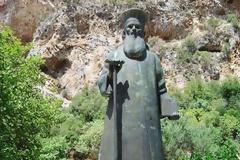 Το περιστατικό της ανακομιδής των λειψάνων του Αγίου Κοσμά από τον Αλή Πασά