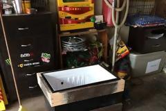 ΚΑΤΑΣΚΕΥΕΣ - Μετέτρεψε το παλιό χαλασμένο μικρό ψυγείο του σε κάτι χρήσιμο και όμορφο!