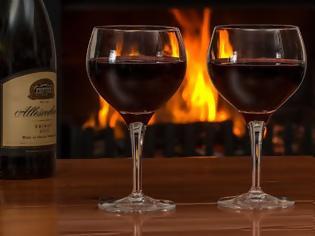 Φωτογραφία για Αν πιείτε δύο ποτήρια κόκκινο κρασί πριν πάτε για ύπνο, τότε μπορεί να έχετε αυτό το απίστευτο όφελος