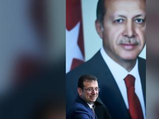 Φωτογραφία για Κωνσταντινούπολη: Kόντρα Ερντογάν - Ιμάμογλου, «όχι» από τον νέο δήμαρχο στη σπατάλη