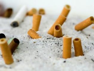 Φωτογραφία για Πέντε τρισεκατομμύρια γόπες τσιγάρων πετιούνται οπουδήποτε αλλού εκτός από τα τασάκια
