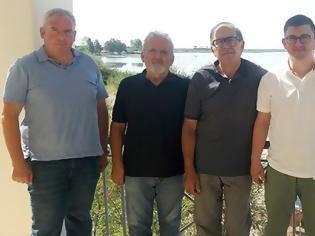 Φωτογραφία για Συνάντηση του ΦΔ Λιμνοθάλασσας – Ακαρνανικών με τον Γιάννη Τριανταφυλλάκη