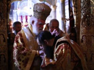 Φωτογραφία για 12446 - Χειροτονία στην Ιερά Μέγιστη Μόνη Βατοπαιδίου