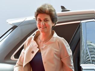 Φωτογραφία για Η κεντρική τραπεζίτης Σιλβί Γκουλάρ προτείνεται ως Επίτροπος στην ΕΕ