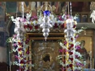 Φωτογραφία για 12448 - Ο εορτασμός της Κοιμήσεως της Θεοτόκου στον Ιερό Ναό του Πρωτάτου