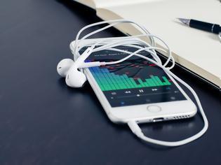 Φωτογραφία για Πόσα δεδομένα χρησιμοποιεί η ροή μουσικής;
