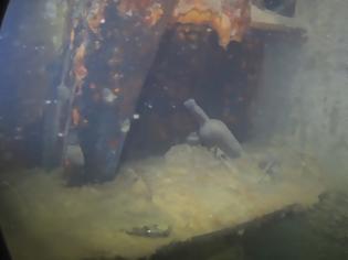 Φωτογραφία για HMS Terror: Συγκλονιστικές εικόνες από το ναυάγιο της κακότυχης αποστολής του 1845 στην Αρκτική