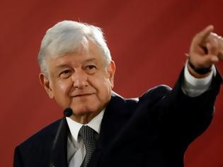 Φωτογραφία για Ο Μεξικανός πρόεδρος καταγγέλλει πως βρέθηκε κρυφή κάμερα... στο γραφείο του