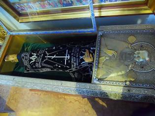 Φωτογραφία για Άγιος Αλέξανδρος: Το λείψανο που παραμένει τελείως άφθαρτο μέχρι σήμερα