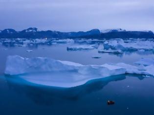 Φωτογραφία για ΟΗΕ: Οι επιπτώσεις για τις επόμενες δεκαετίες από το λιώσιμο των πάγων