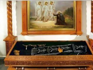 Φωτογραφία για Άγιος Αλέξανδρος του Σβιρ: Το λείψανο που παραμένει τελείως άφθαρτο εδώ και 486 χρόνια