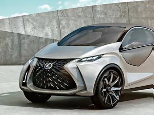 Φωτογραφία για Lexus ανοίγει το ηλεκτρικό της κεφάλαιο με ένα μικρό hatchback