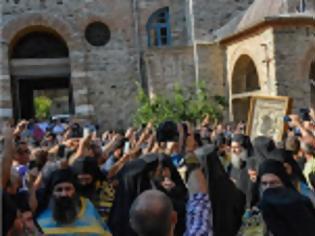 Φωτογραφία για 12451 - Εορτή της Κοιμήσεως της Θεοτόκου εις την Ιερά Μονή Ιβήρων Αγίου Όρους