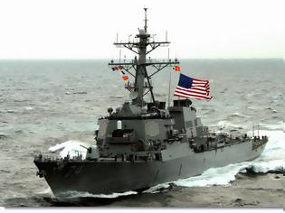 Φωτογραφία για Στο Αμερικάνικο Αντιτορπιλικό USS MCFAUL το kranosgr