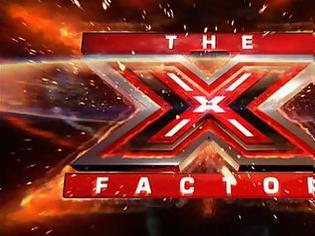 Φωτογραφία για Η Δέσποινα Βανδή μας υποδέχεται στο πλατό του X Factor(photo)