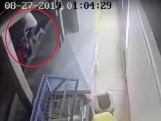 Φωτογραφία για Βίντεο ντοκουμέντο του ξυλοδαρμού που οδήγησε στη δολοφονία 37χρονου