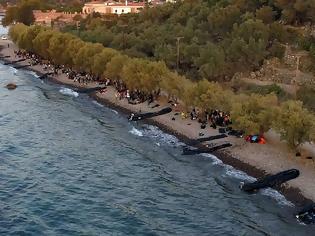 Φωτογραφία για Bild: Παιγνίδι εξουσίας του Ερντογάν οι προσφυγικές ροές;