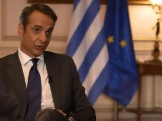 Φωτογραφία για Mητσοτάκης στον Observer: Nα έρθουν στην Αθήνα τα Γλυπτά του Παρθενώνα το 2021