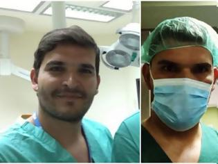 Φωτογραφία για Έλληνας χειρουργός επινόησε πατέντα που αλλάζει για πάντα την παγκόσμια ιατρική
