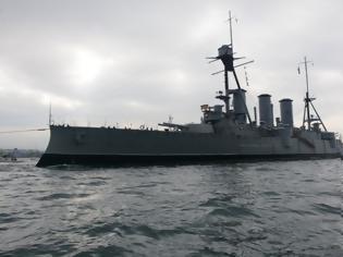 Φωτογραφία για Θωρηκτό Αβέρωφ: Το αήττητο πλοίο – θρύλος του Πολεμικού Ναυτικού