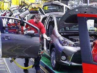 Φωτογραφία για Toyota ψάχνει 500 ανειδίκευτους εργάτες για εργασία