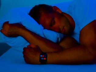 Φωτογραφία για Η μελλοντική λειτουργία παρακολούθησης ύπνου του Apple Watch αποκαλύπτεται