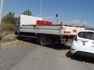 Φωτογραφία για Σοβαρό τροχαίο με τέσσερις τραυματίες