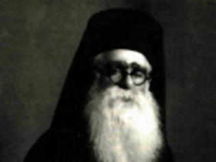 Φωτογραφία για 12464 - Ο Αγιοπαυλίτης Μητροπολίτης Ιεζεκιήλ Θεσσαλιώτιδος (1874 - 3 Σεπτεμβρίου 1953)